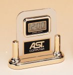 Acrylic Clock With LCD Movement Boss Awards