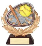 Stamford Resin Softball Softball Trophy Awards