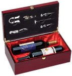 Rosewood Double Bottle Box Wine Gifts